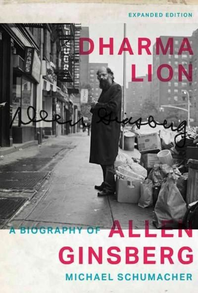Dharma Lion A Biography Of Allen Ginsberg Products Pinterest