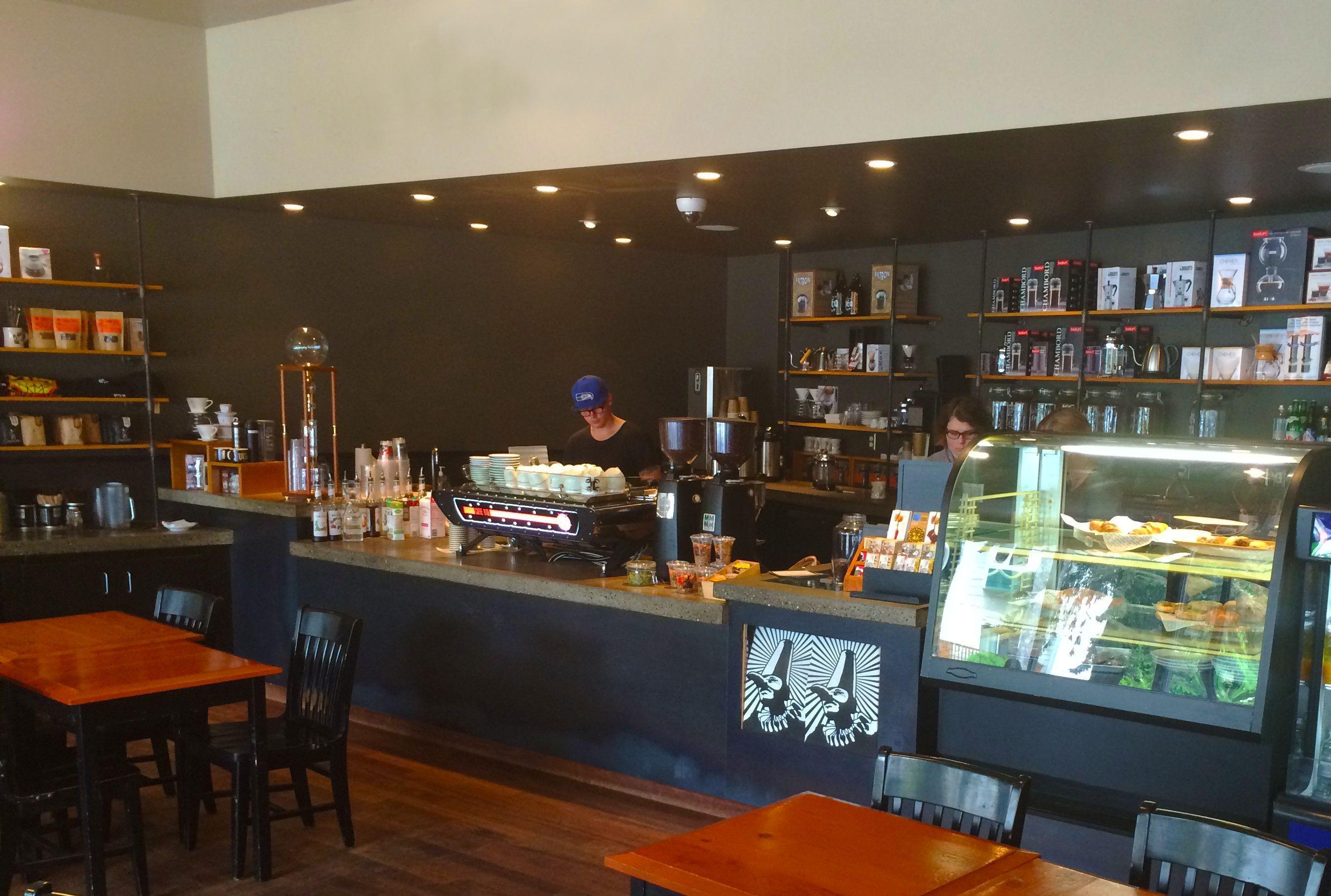 Seward Park Caffe Vita