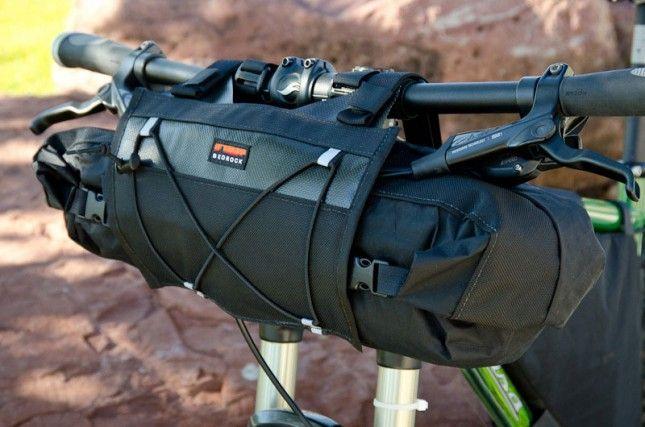 Diy Bikepacking Handlebar Bag Bikepacking Handlebar Bag