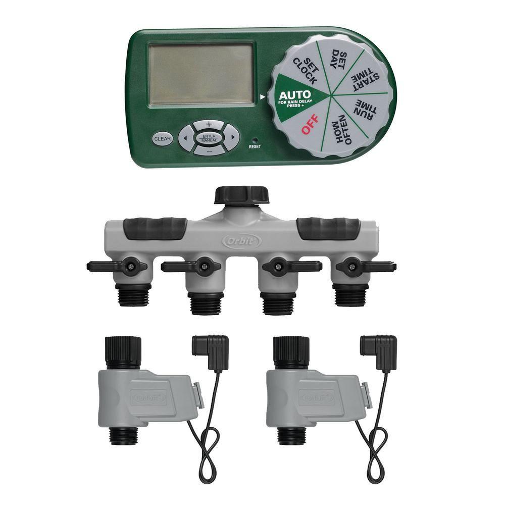 467f4a4cddd555cdb98d603a9bea8318 - Gardena Easy Control Water Timer Instructions