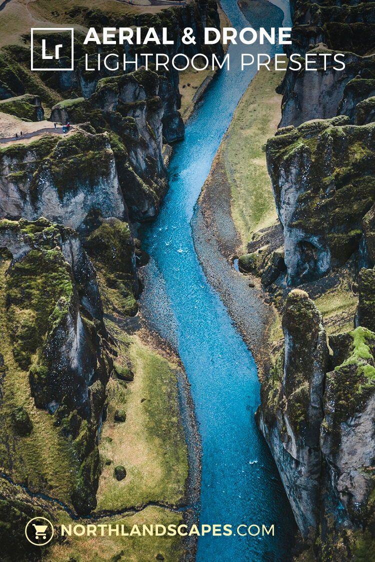 Lightroom Presets For Aerial Drone Landscape Photography Mit Bildern Wundervolle Orte Orte