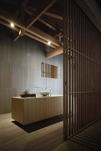 Fujiyama Spa By Kengo Kuma Japanese Interior Design Spa