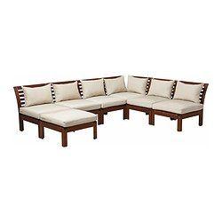 Lounge havemøbler og andre lækre afslappende havemøbler - IKEA ...