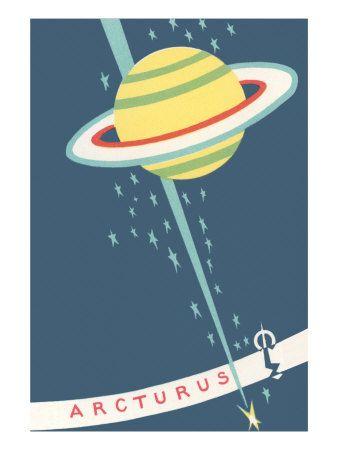 Saturn, Limited Editions at Art.com