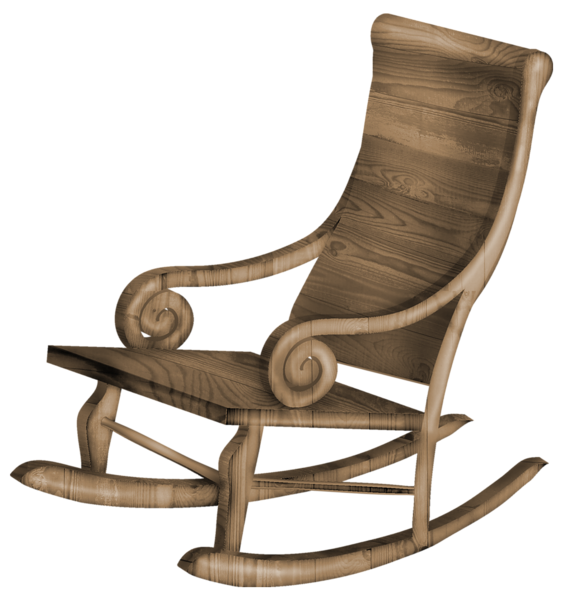 Transparent Rocking Chair Rocking Chair Chair Funiture