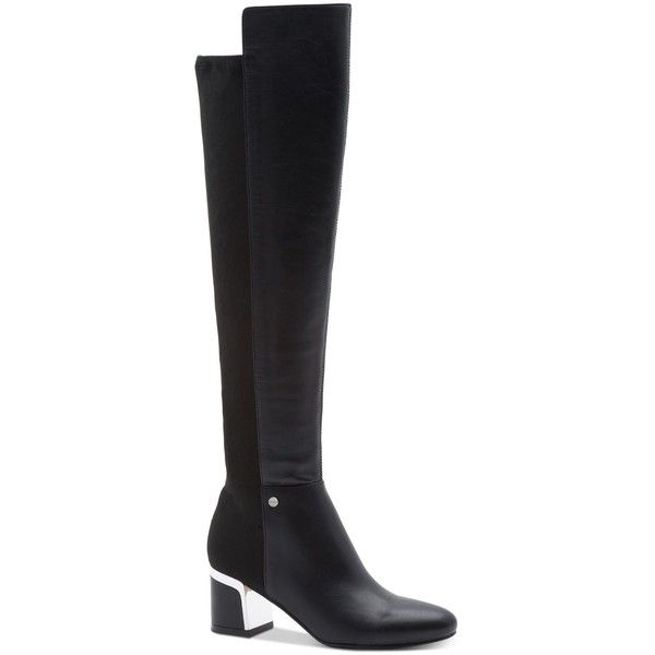 Dkny Cora Wide Calf Knee Boots, Created