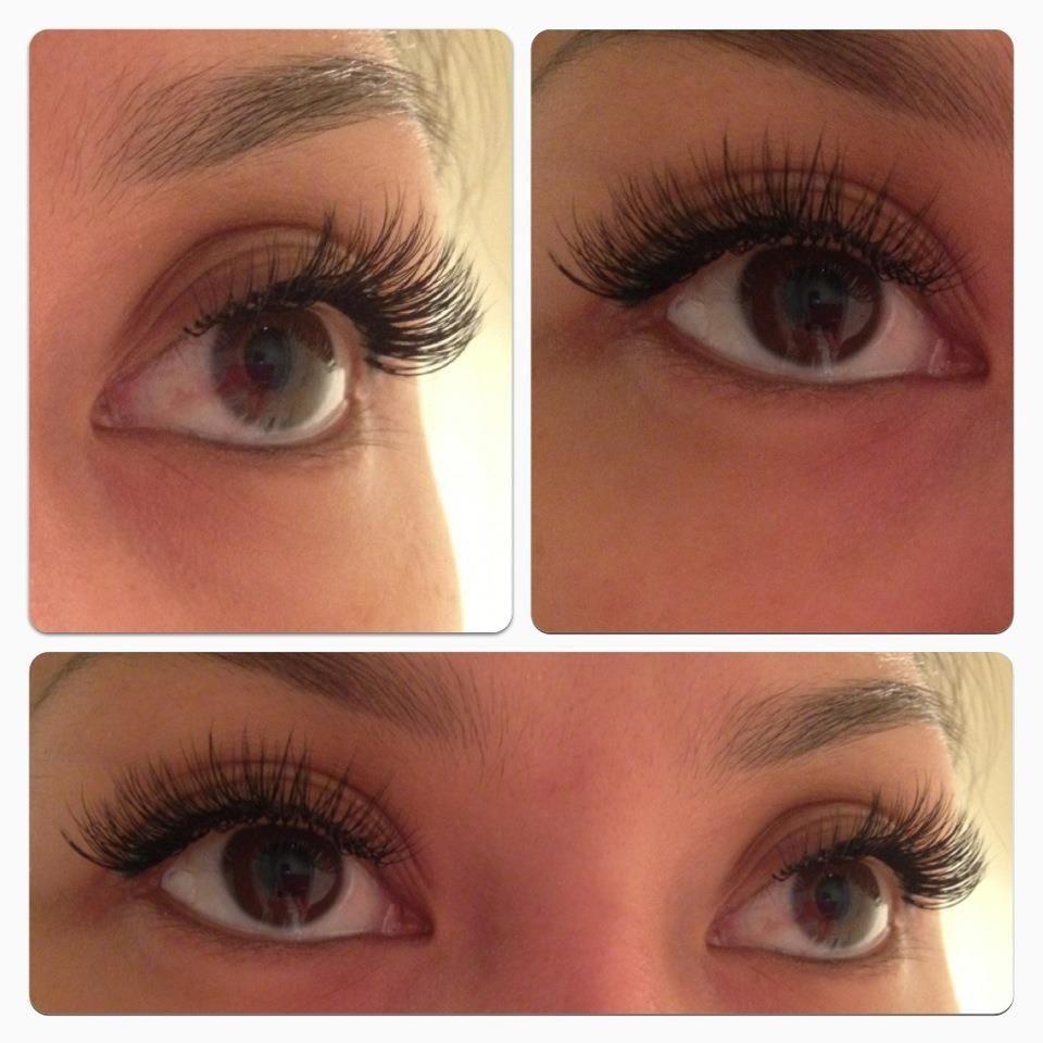 Eyelashes Eyelash extensions, Eyelash extensions