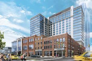 Hyatt Regency Hotel Announced For Lower Broadway
