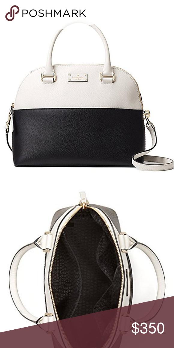 Kate Spade Grove Street Carli Crossbody Bag Purse Kate Spade Grove Street  Carli Leather Crossbody Bag 5a19ced42f539