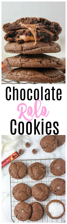 rolo cookie recipe pinterest