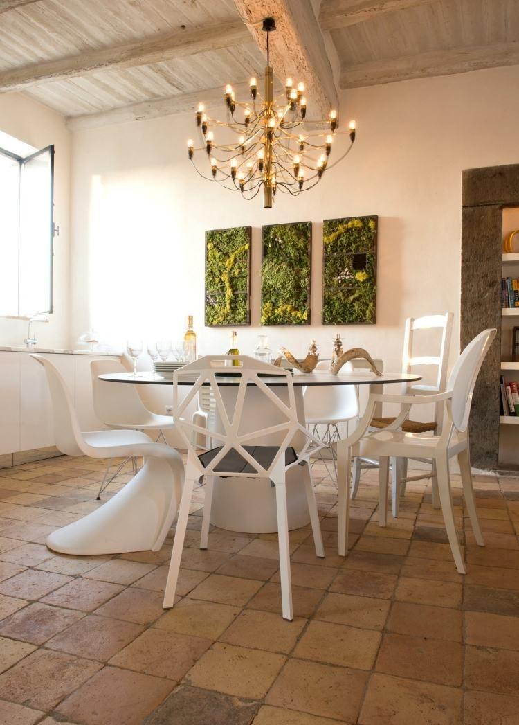 Salle à manger design - style et confort en 22 photos | SAM ...