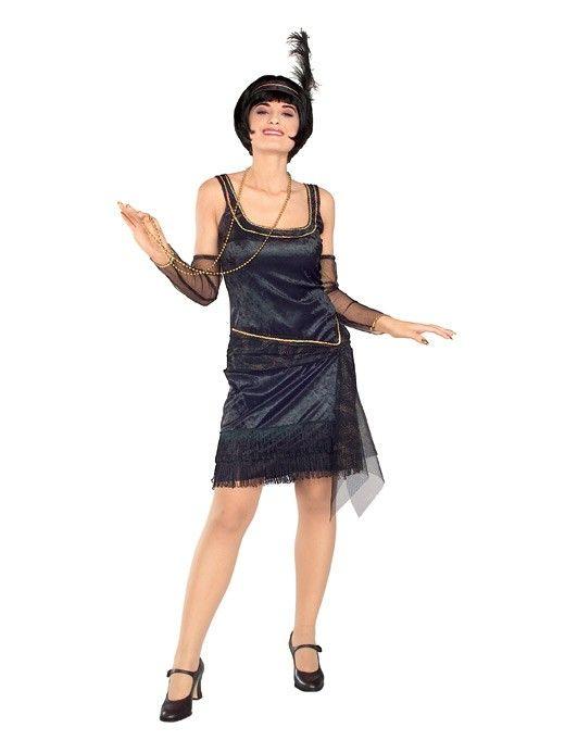 Speakeasy Flapper Adult Costume | Costumes.com.au  sc 1 st  Pinterest & Speakeasy Flapper Adult Costume | Costumes.com.au | 1920u0027s u0026 Flapper ...