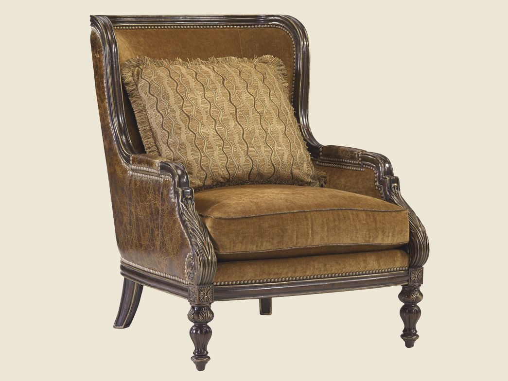 Shop For Lexington Worth Chair, And Other Living Room Chairs At Malouf  Furniture In Foley, AL. A Distinguished Build Adds A Vintage Feel To The  Air As This ...