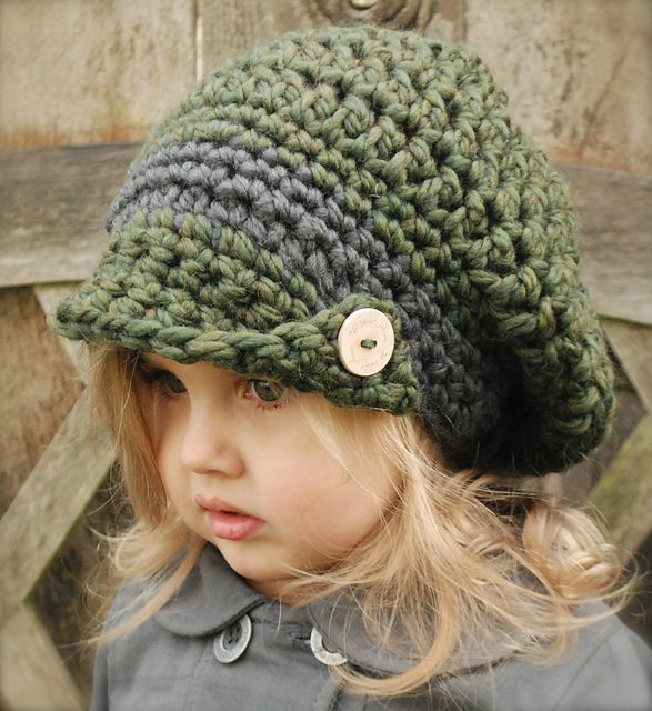 Ravelry: The Addyson Slouchy pattern by Heidi May | Crocheting ...
