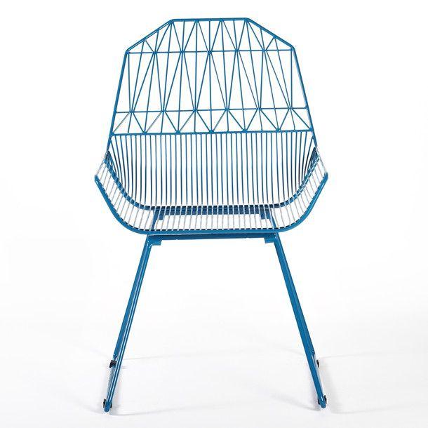 Farmhouse Chair Peacock Blue