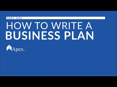 Part One How To Write A Business Plan For Your Trucking Company Youtube In 2020 Writing A Business Plan Business Planning Company Finance