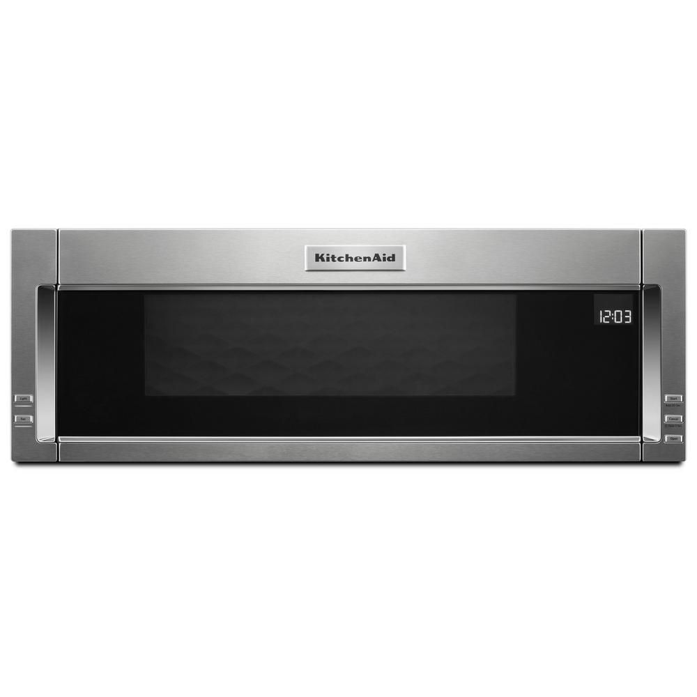 kitchenaid over the range microwave canada
