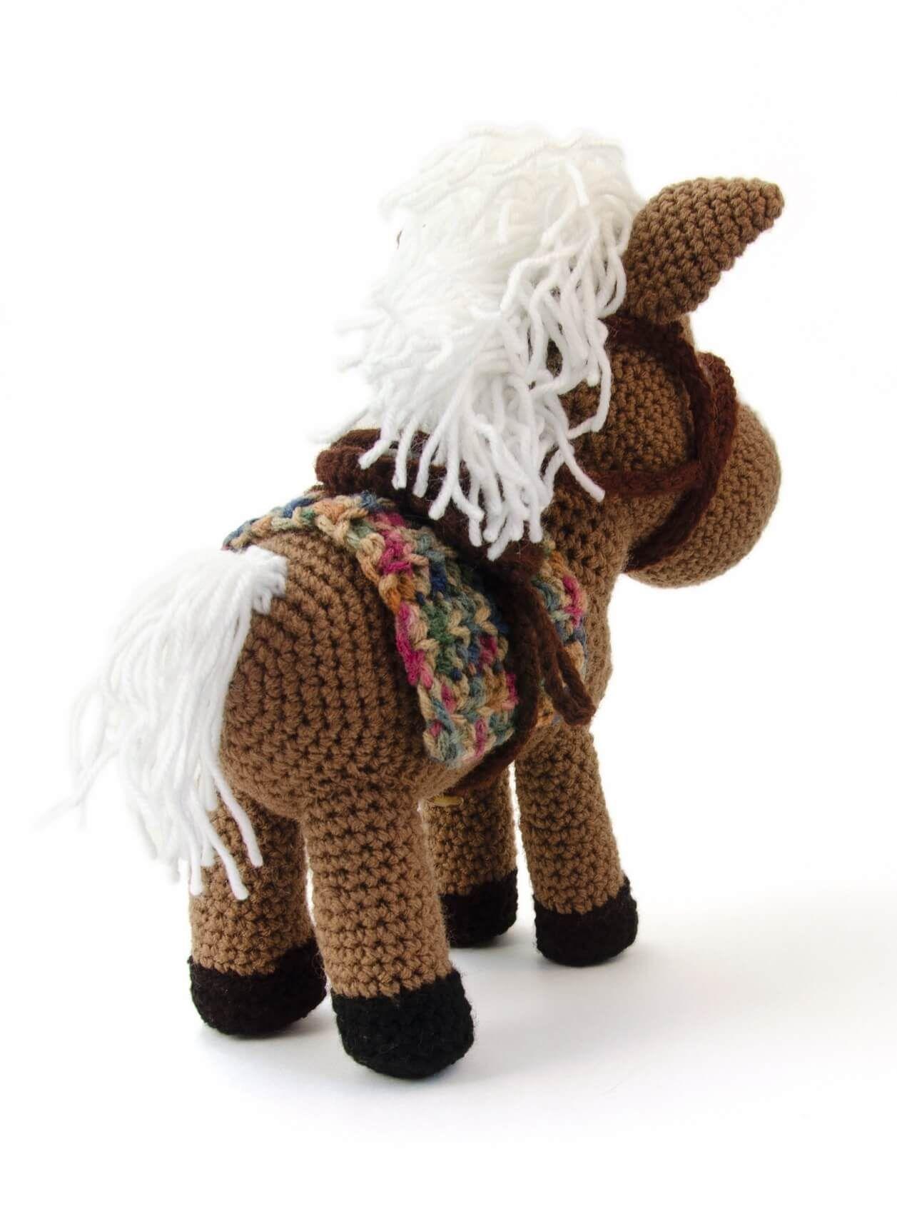 Hektor das Pferd | Amigurumis | Pinterest | Pferde, Dressurreiten ...