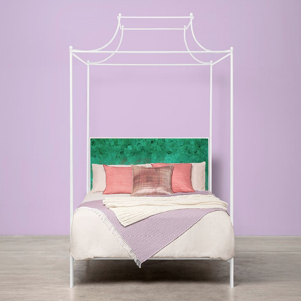 . Made Goods Janelle Bed   White California King in 2019   Products