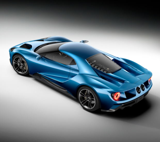 The New Ford GT Looks Cooler than Ever
