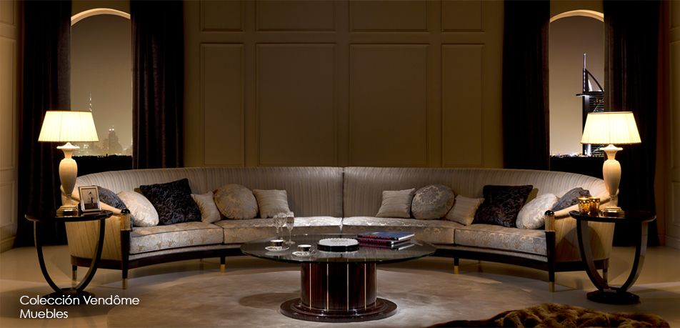 Mobiliario Muebles Mariner Luxury Furniture And Lighting