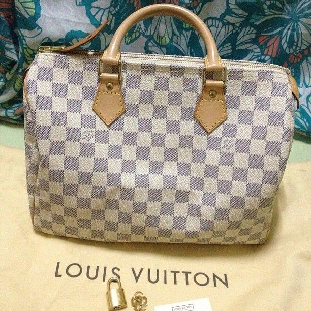 272e5206255a Louis Vuitton Speedy Handbag - Only  222.99 !