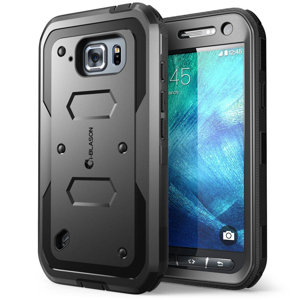 online store d010e e11f9 i-Blason Galaxy S6 Active Armorbox Full Body Case with Screen ...
