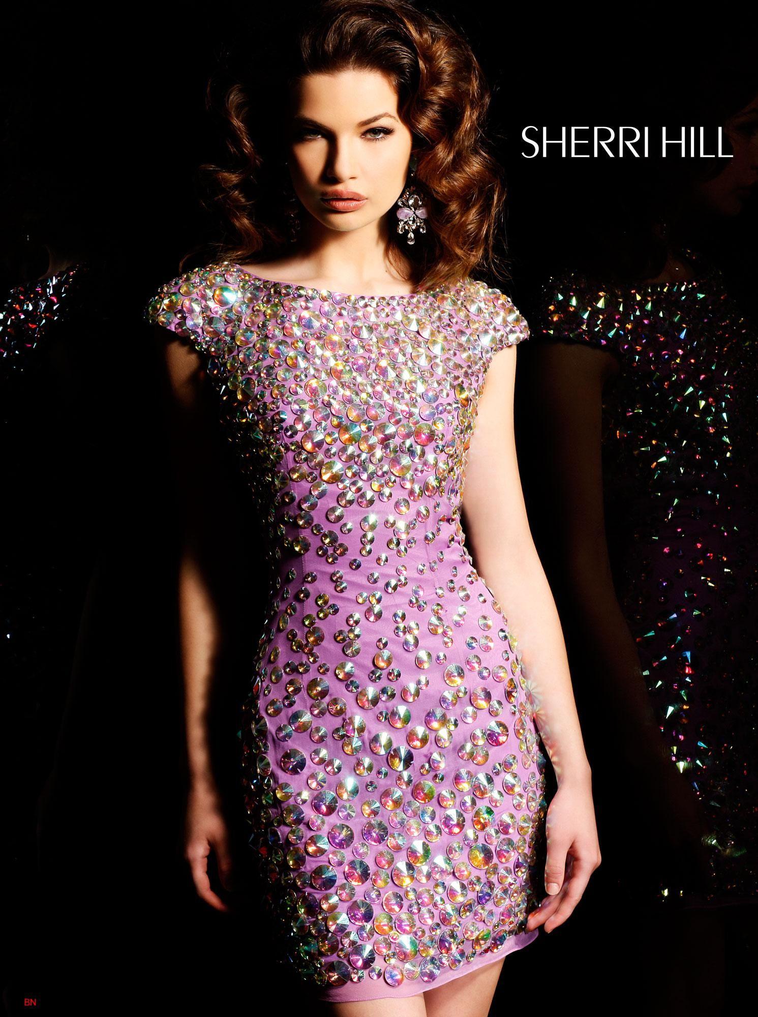 Sherri hill reception dress march nd pinterest reception