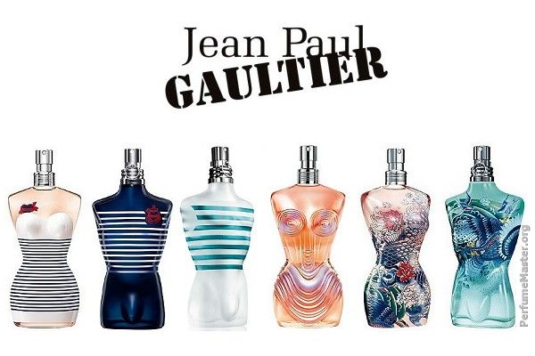 Jean Paul Gaultier Perfume Collection 2013 Perfume News Perfume Collection Perfume Unique Fragrance