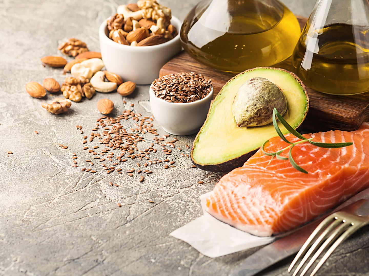 Is your consumption of omega-6 and omega-3 fatty acids in balance? Click here to learn more about th