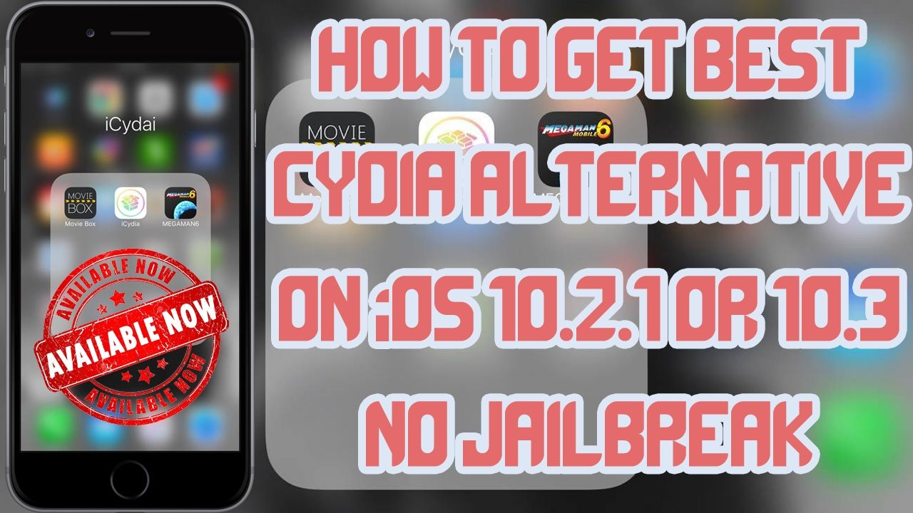 How To Get Best Cydia Alternative on iOS 10 2 1 or 10 3 No