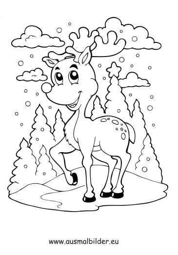 Malvorlagen Rudolph Die Rote Nase Rentier Ausmalbilder Weihnachtsrentier Weihnachtsrentier Malvorlagen Weihnachten Ausmalbilder Weihnachten Weihnachtsvorlagen