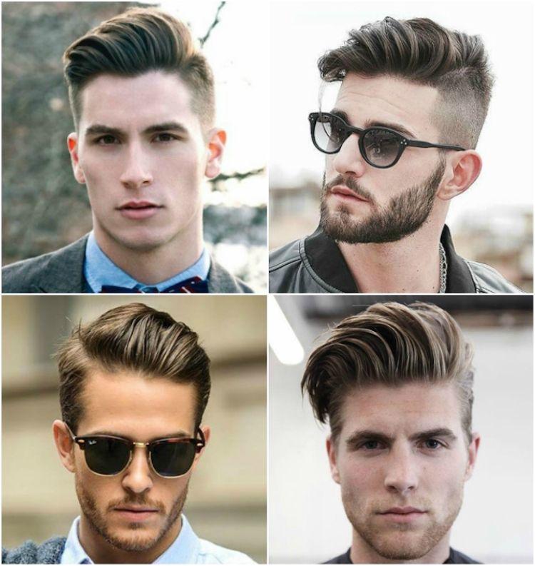 Der Zeitgemasse Und Stilvolle Mann Von Heute Contemporist Manner Frisuren Frisuren Herrenschnitte