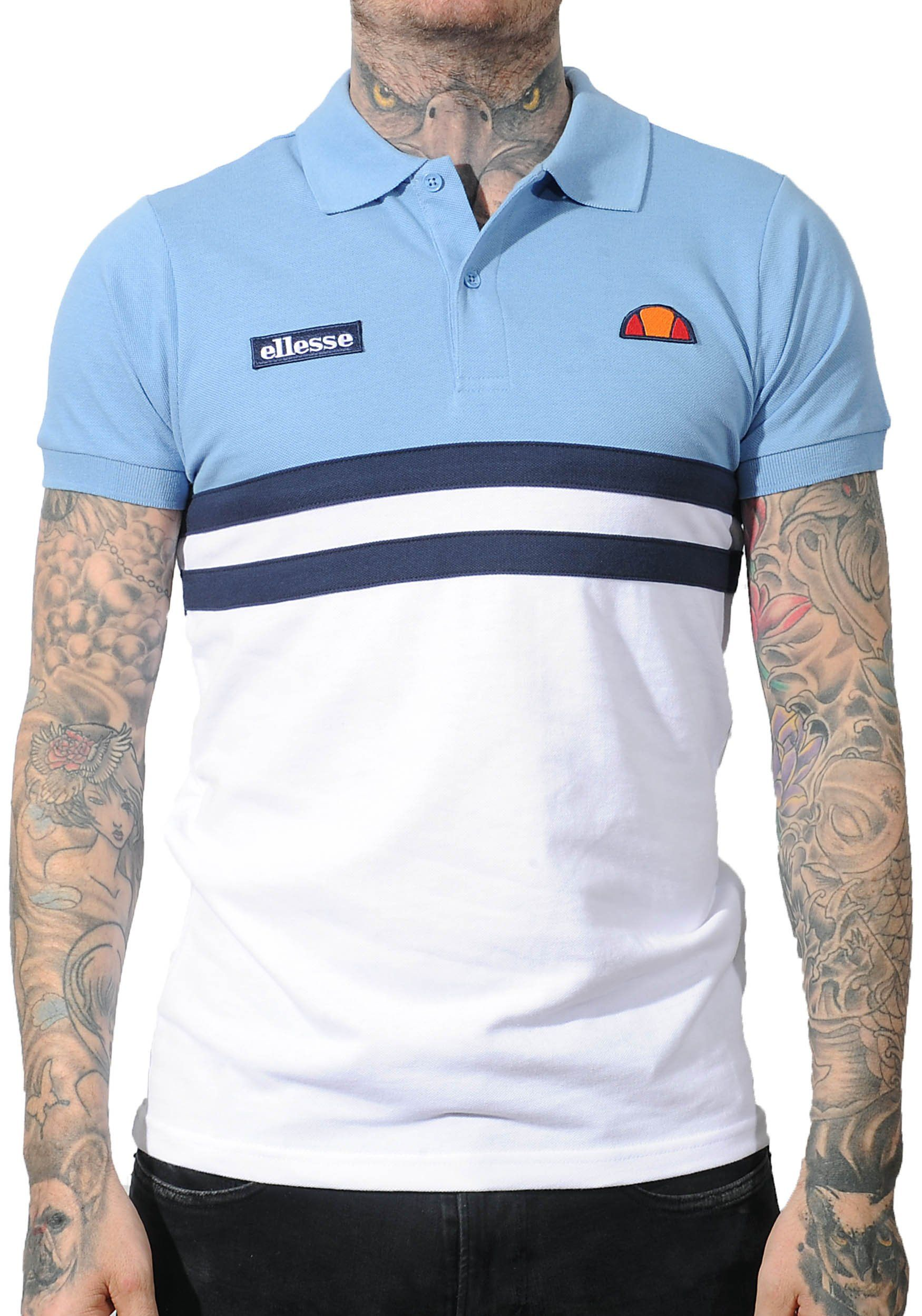 9fcca81c0e Pin by siti asiyah on casual in 2019 | Mens tops, Polo, Ellesse