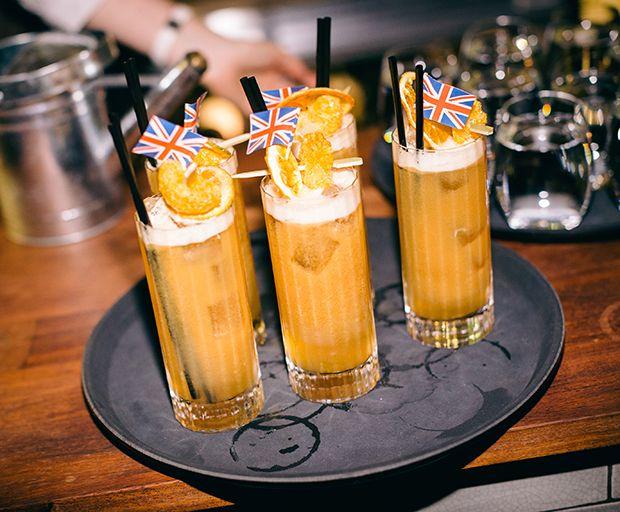 TGIF: British Sour Cocktail Recipe - SHESAID Australia