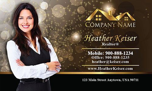Real estate business cards from printifycards business real estate business cards from printifycards reheart Gallery