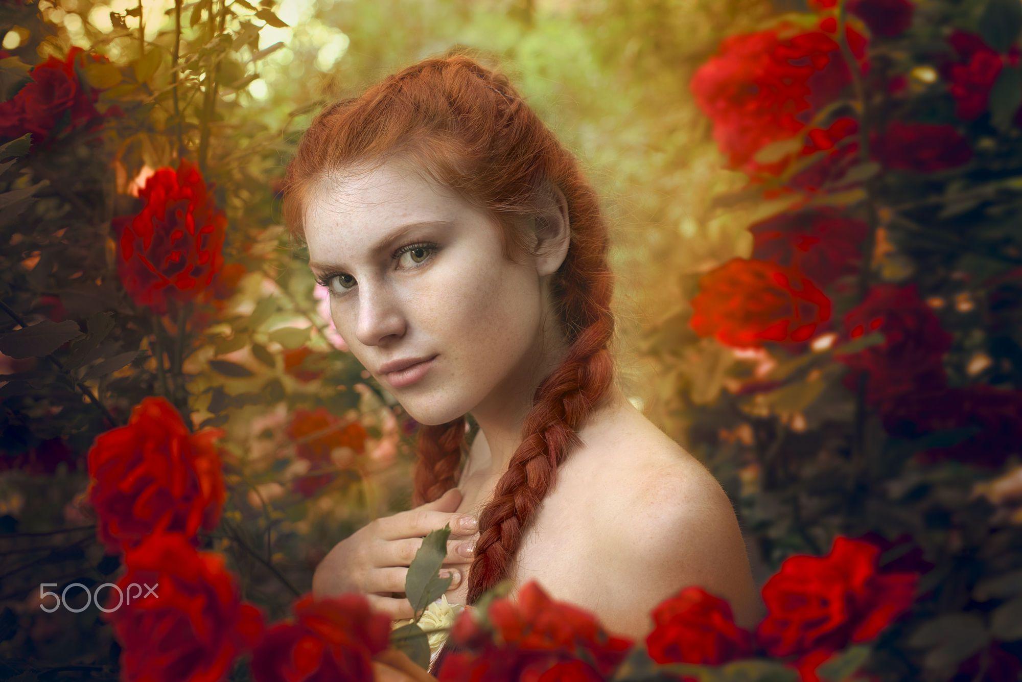 red by Tanya Markova - Nya - Photo 159173875 - 500px