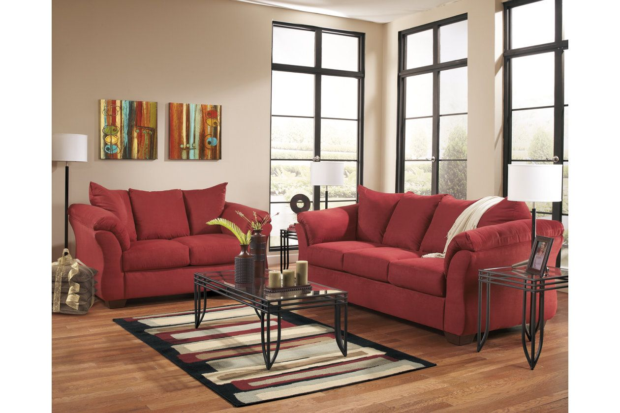 Astonishing Darcy Sofa And Loveseat In 2019 Things To Know Living Interior Design Ideas Apansoteloinfo