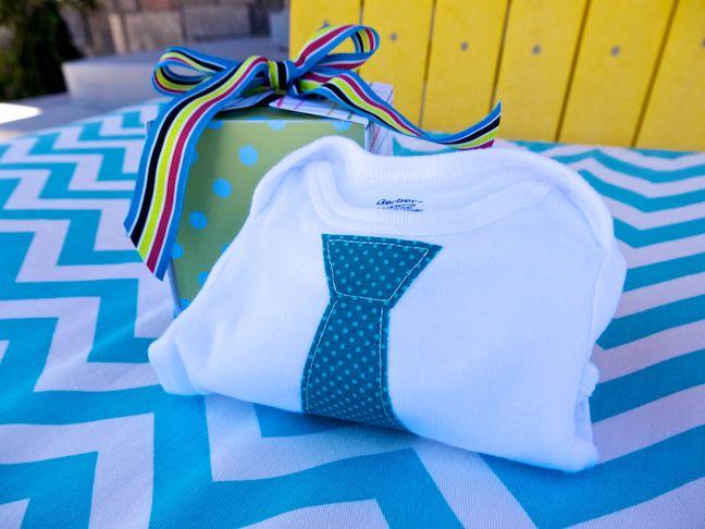Fabric Tie Onsie