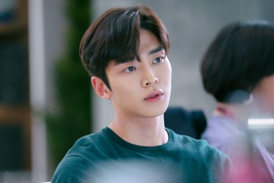 "SF9's Rowoon Talks About Why He Was Drawn To His Character In Upcoming Romance Drama ""She Would Never Know"""