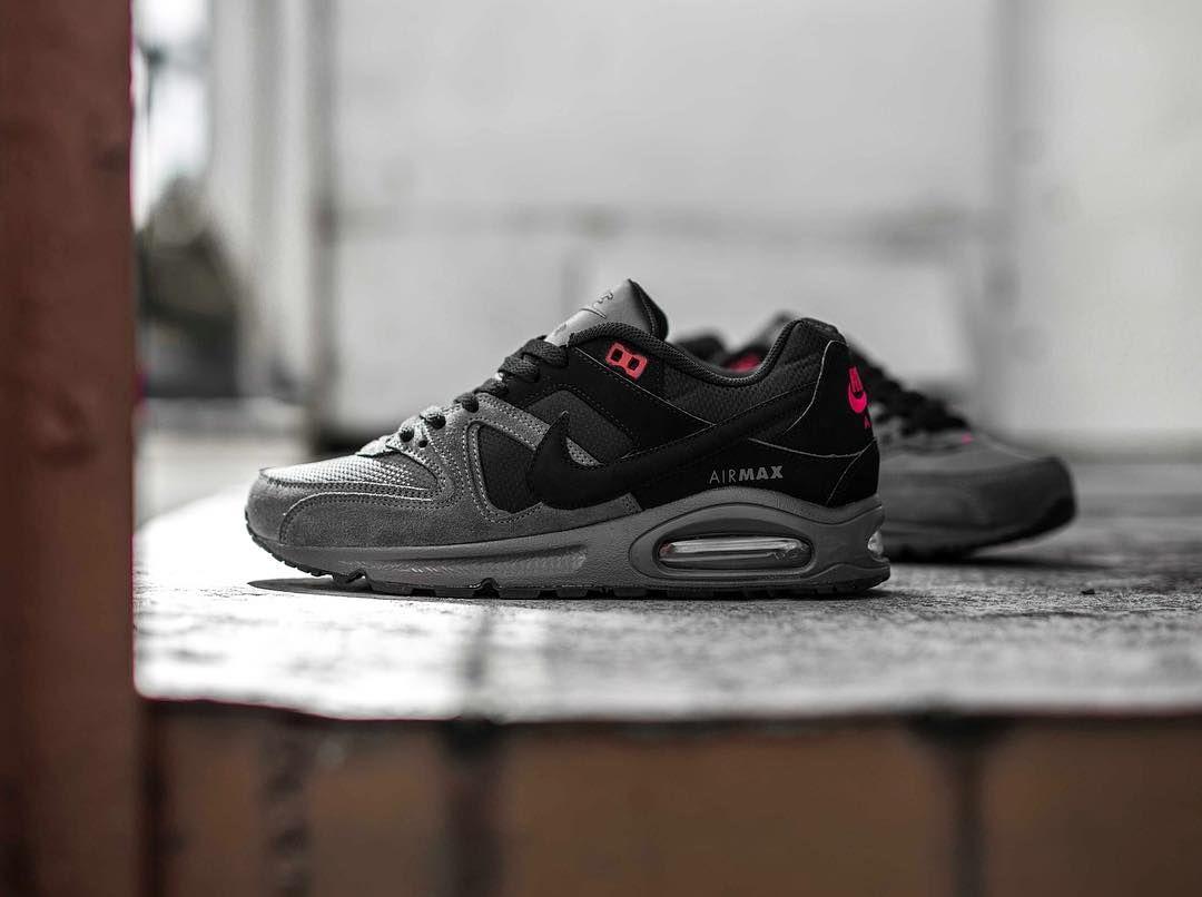 Nike Air Max Command: Black | Nike air