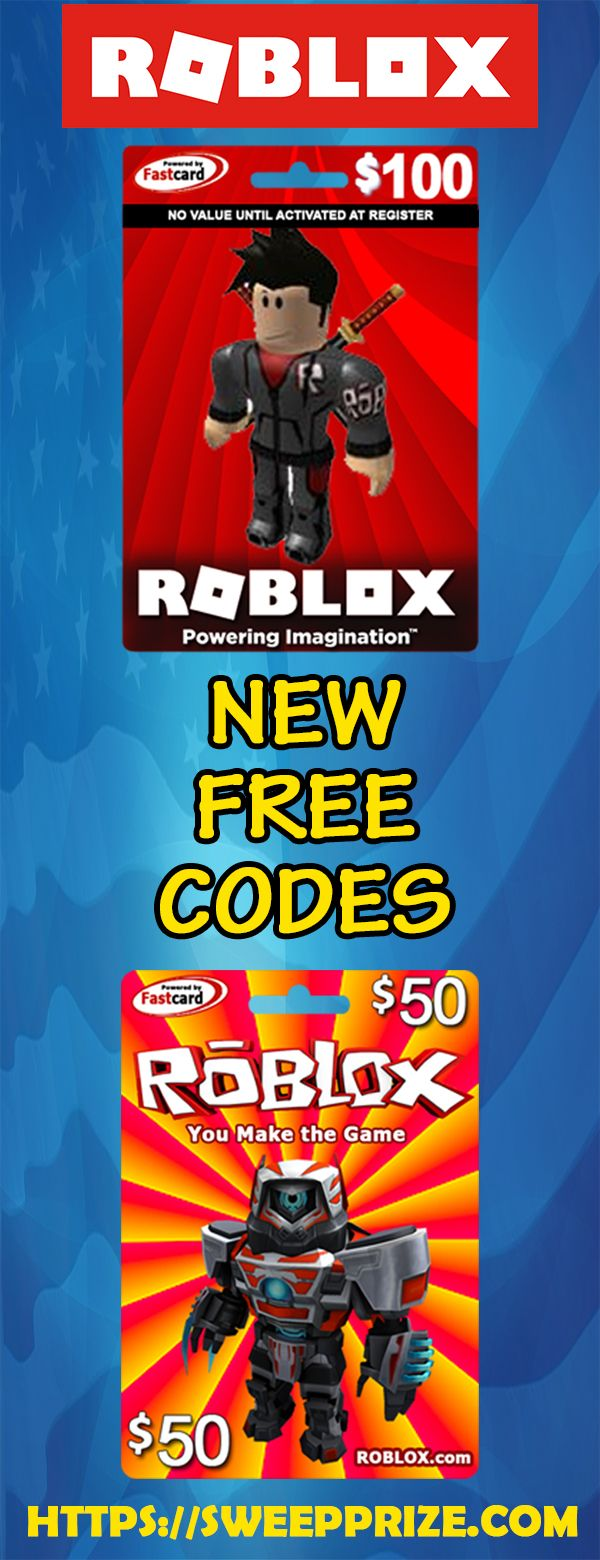 Get Free Roblox Gift Card Giveaway Free Roblox Codes Roblox Gifts Roblox Roblox Codes