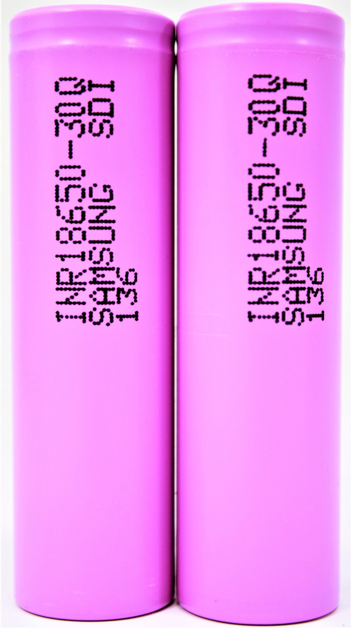 $6 99 SAMSUNG 30Q BATTERIES FLAT TOP RECHARGEABLE LITHIUM