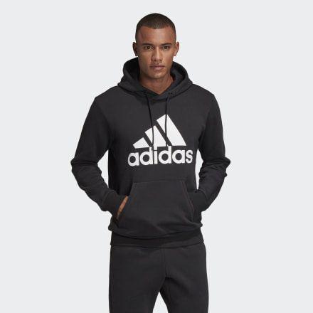 adidas Must Haves Badge of Sport Fleece Hoodie Herren tech