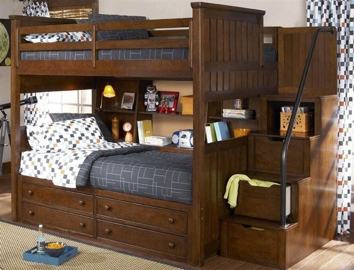 Different Types Of Bunk Bed For Kids In 2019 Kids Bunk
