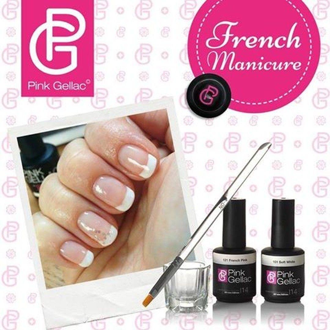 Een classy French Manicure is heel eenvoudig zelf te maken met gellak! Hoe je dit doet lees je nu op ons blog...