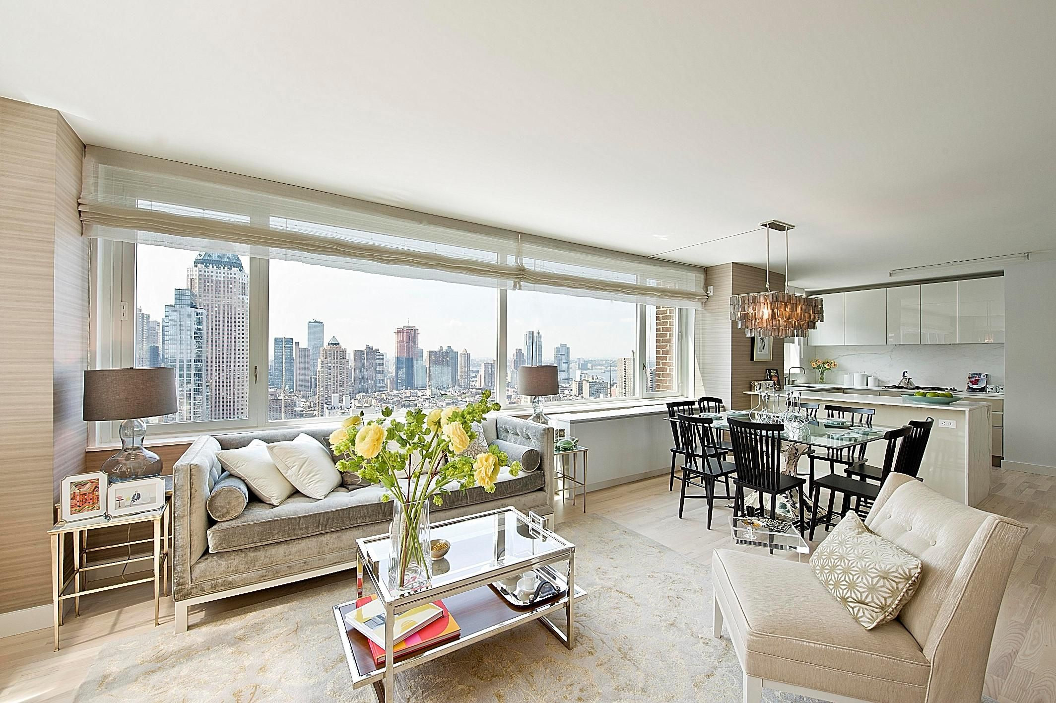 New York City Condo And The View Is Amazing