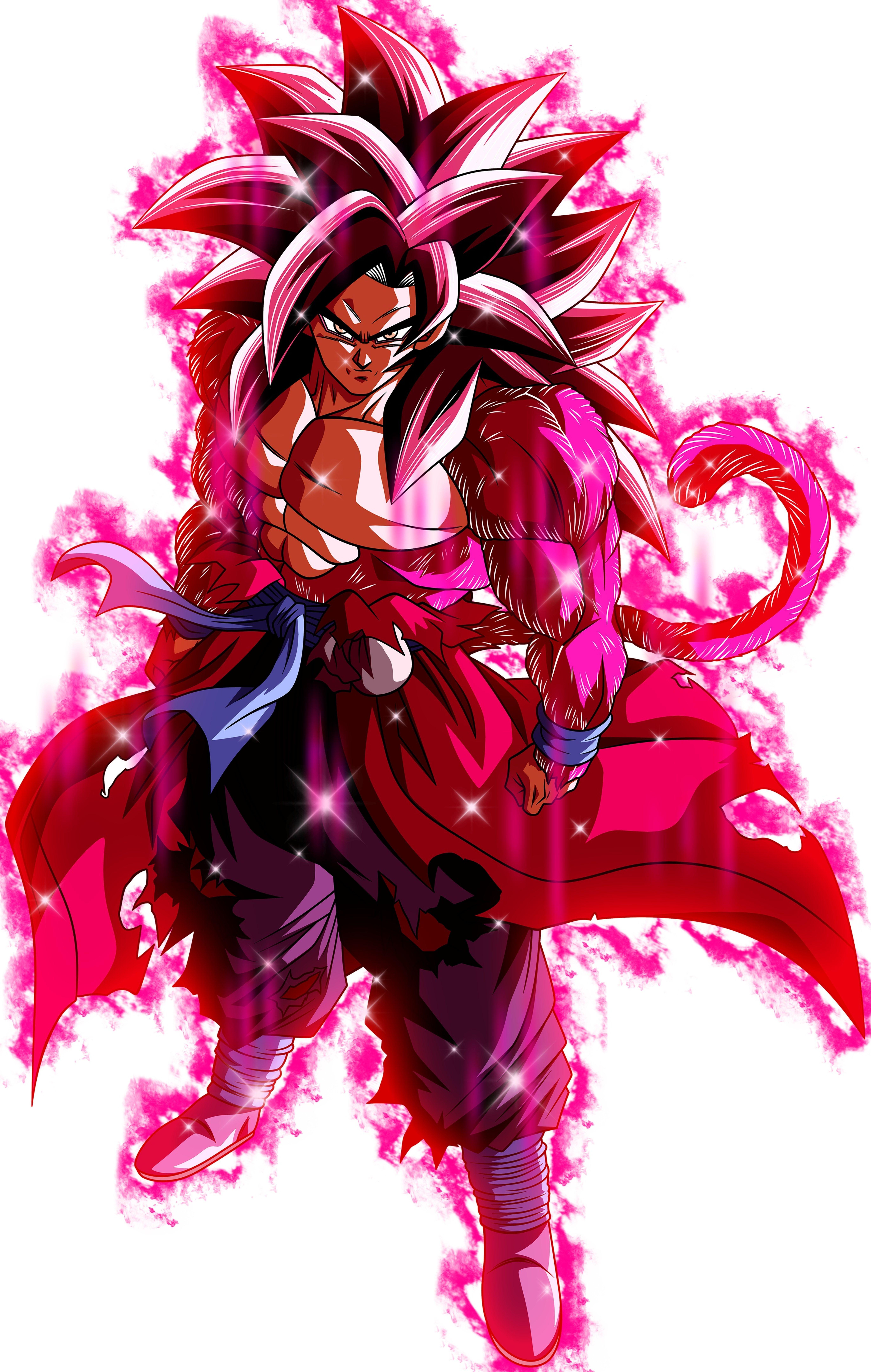 Goku Ssj4 Full Power Anime Dragon Ball Super Dragon Ball Artwork Dragon Ball Super Manga