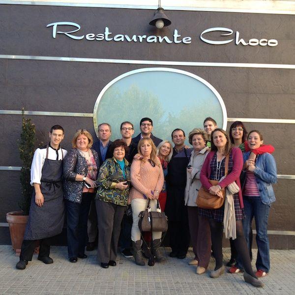 Nos Comemos Córdoba, encuentro de gastrobloggers