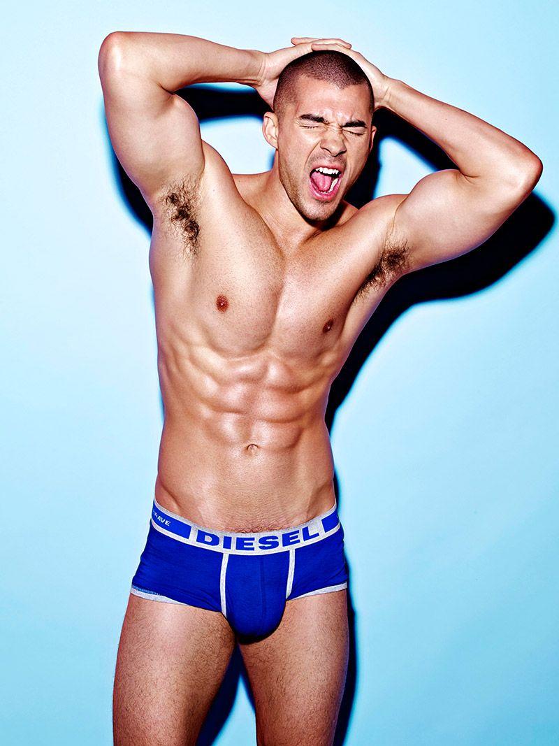 Cody Callahan for Diesel Underwear Revolution.  bd3d20ac46